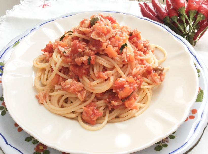 bf_mirna_rossi_pasta_spaghetti_cod_sauce